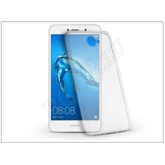 Huawei Y7 átlátszó szilikon hátlap