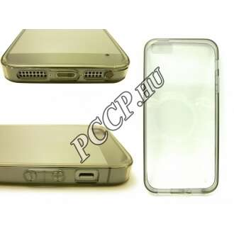 Apple iPhone 5 átlátszó vékony hátlap