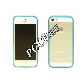 Apple iPhone 5 kék vékony hátlap