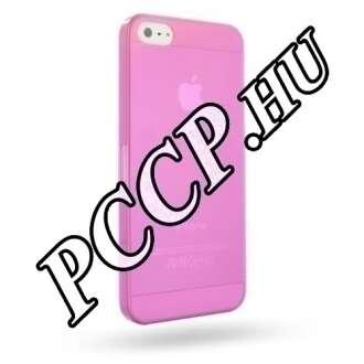 Apple Iphone 5C lila ultravékony műanyag hátlap