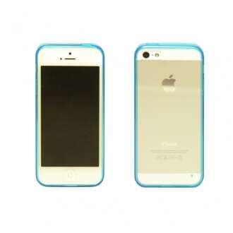 Apple iPhone 5S kék vékony hátlap