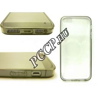 Apple iPhone 5S szürke vékony hátlap