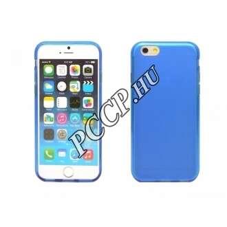 Iphone 6 Plus kék vékony hátlap