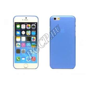 Apple Iphone 6 Plus kék ultravékony műanyag hátlap