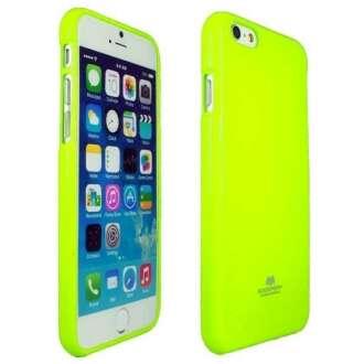 Iphone 6 zöld rugalmas szilikon hátlap