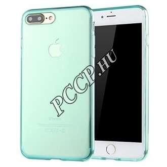 Apple iPhone 7 Plus kék ultravékony szilikon hátlap
