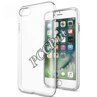 Apple iPhone 7 Plus átlátszó vékony szilikon hátlap
