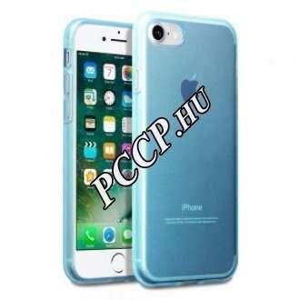Apple iPhone 7 Plus kék vékony szilikon hátlap