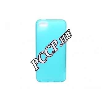 Iphone SE kék szilikon hátlap