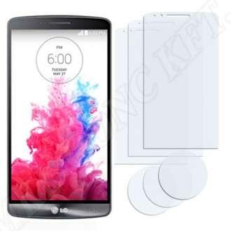 LG G3 (D855) kijelzővédő fólia