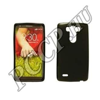 LG G4 fekete vékony szilikon hátlap