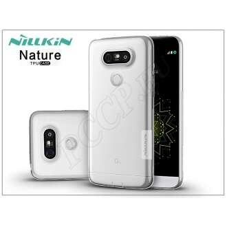 LG G5 átlátszó szilikon hátlap