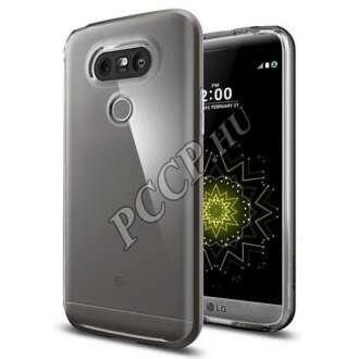 LG G5 fekete vékony szilikon hátlap