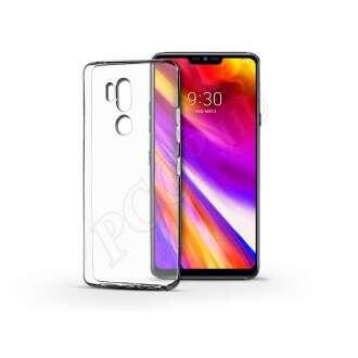 LG G7 Thinq átlátszó szilikon hátlap