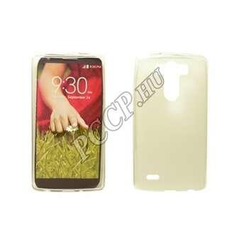 LG K8 átlátszó vékony szilikon hátlap