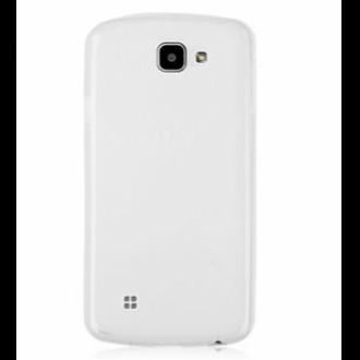 LG X Cam átlátszó vékony szilikon hátlap