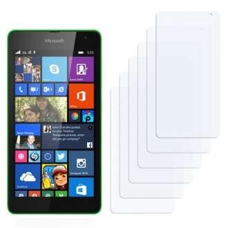 Microsoft Lumia 535 kijelzővédő fólia