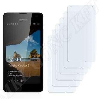 Microsoft Lumia 550 kijelzővédő fólia