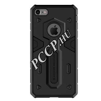 Apple Iphone 8 fekete ütésálló hátlap