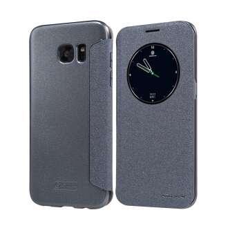 Samsung Galaxy S7 Edge fekete tok