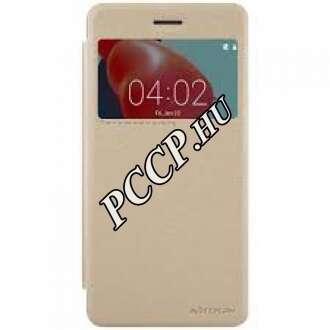 Nokia 6 arany oldalra nyíló tok