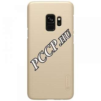 Samsung Galaxy S9 arany hátlap