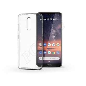 Nokia 3.2 átlátszó szilikon hátlap
