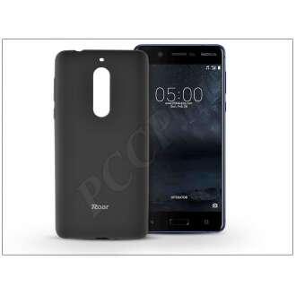 Nokia 5 fekete szilikon hátlap