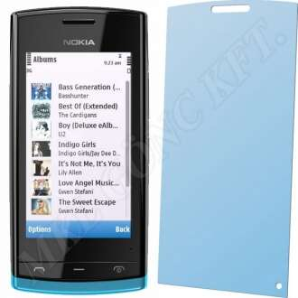 Nokia 500 Fate kijelzővédő fólia