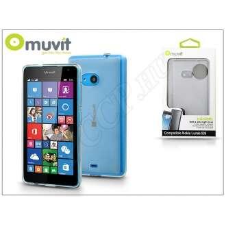 Microsoft Lumia 535 átlátszó hátlap