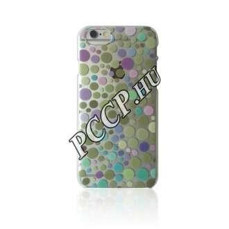 Huawei P9 Lite 'polka Dots' - műanyag hátlap