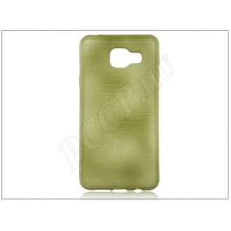Samsung Galaxy A3 (2016) zöld szilikon hátlap