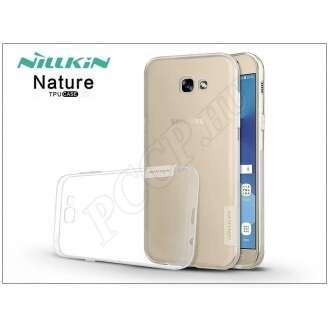 Samsung Galaxy A5 (2017) átlátszó szilikon hátlap
