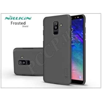 Samsung Galaxy A6 Plus (2018) fekete hátlap