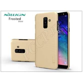 Samsung Galaxy A6 Plus (2018) arany hátlap