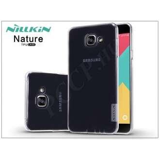 Samsung Galaxy A7 (2016) átlátszó szilikon hátlap