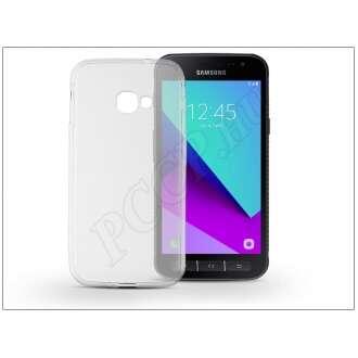 Samsung Galaxy Xcover 4 átlátszó szilikon hátlap