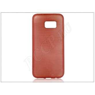 Samsung Galaxy S7 piros szilikon hátlap