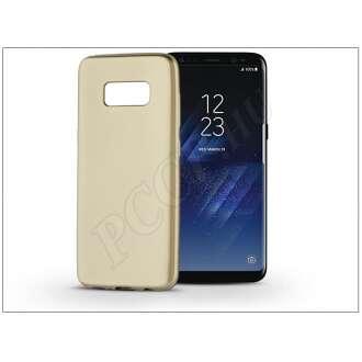 Samsung Galaxy S8 arany szilikon hátlap