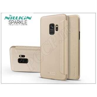 Samsung Galaxy S9 arany flip tok