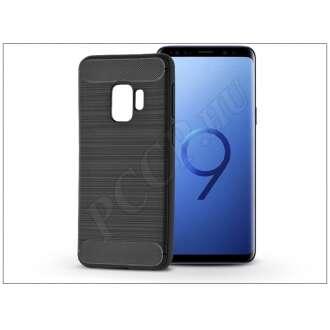 Samsung Galaxy S9 fekete szilikon hátlap