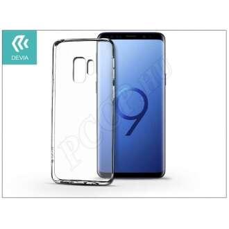 Samsung Galaxy S9 kristálytiszta szilikon hátlap