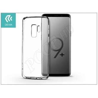 Samsung Galaxy S9 Plus kristálytiszta szilikon hátlap