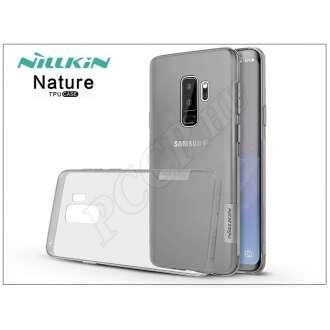 Samsung Galaxy S9 Plus szürke szilikon hátlap