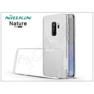 Samsung Galaxy S9 Plus átlátszó szilikon hátlap