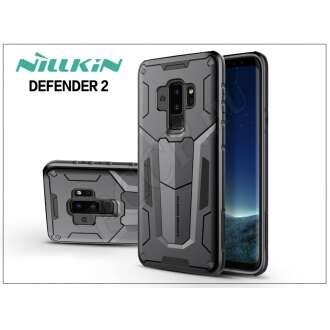 Samsung Galaxy S9 Plus fekete ütésálló védőtok