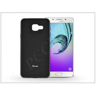 Samsung Galaxy A3 (2016) fekete szilikon hátlap