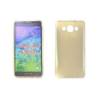 Samsung Galaxy A5 átlátszó vékony szilikon hátlap