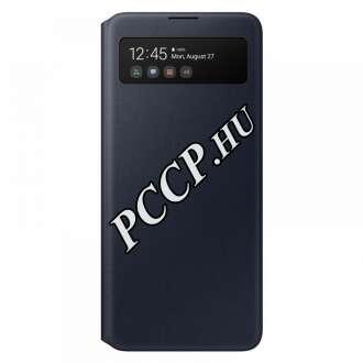 Samsung Galaxy A51 fekete flip tok