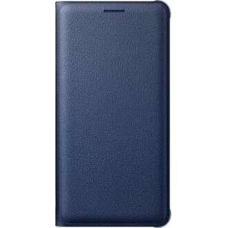 Samsung Galaxy A510 fekete flip cover tok